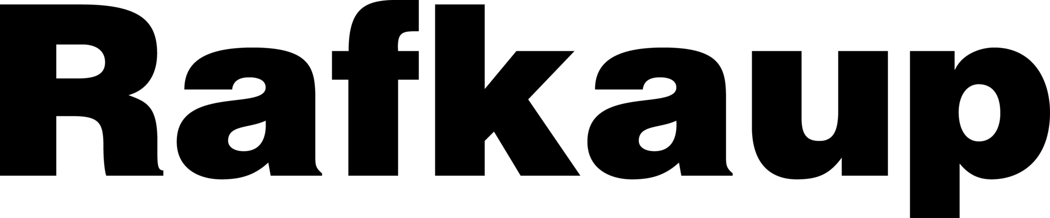Rafkaup